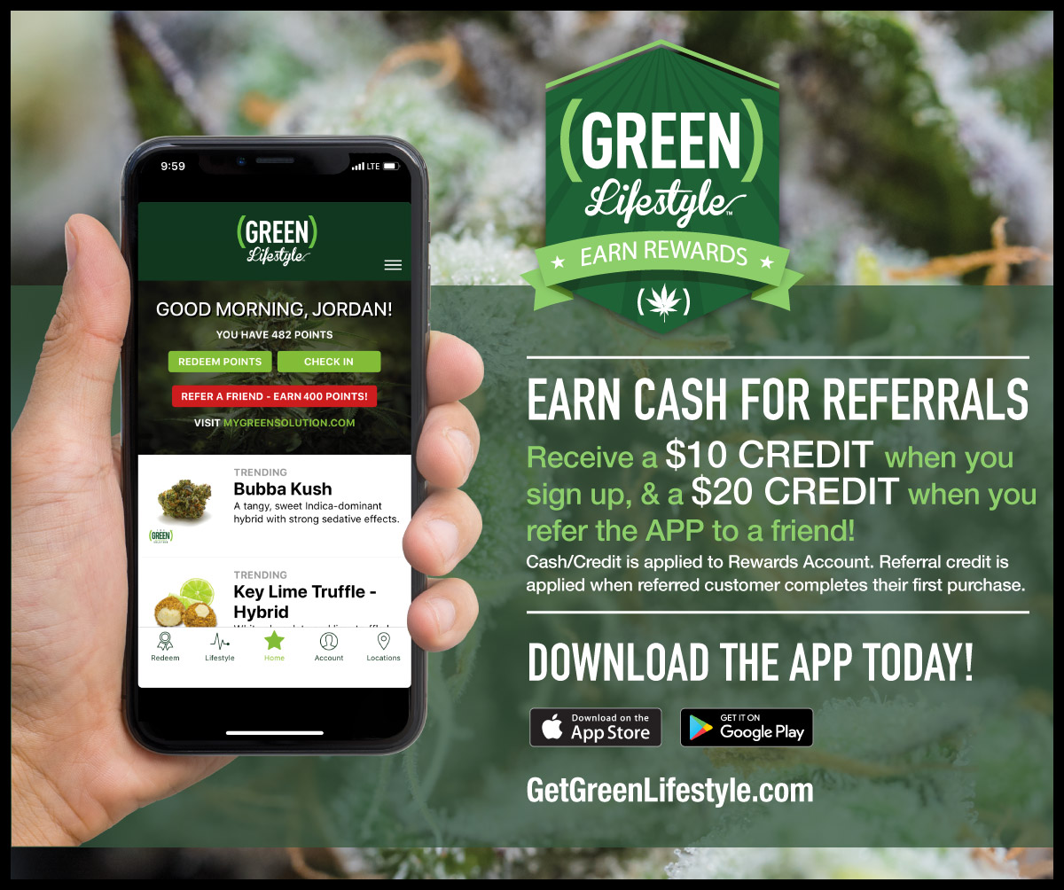 Refer a Friend to Green Lifestyle!