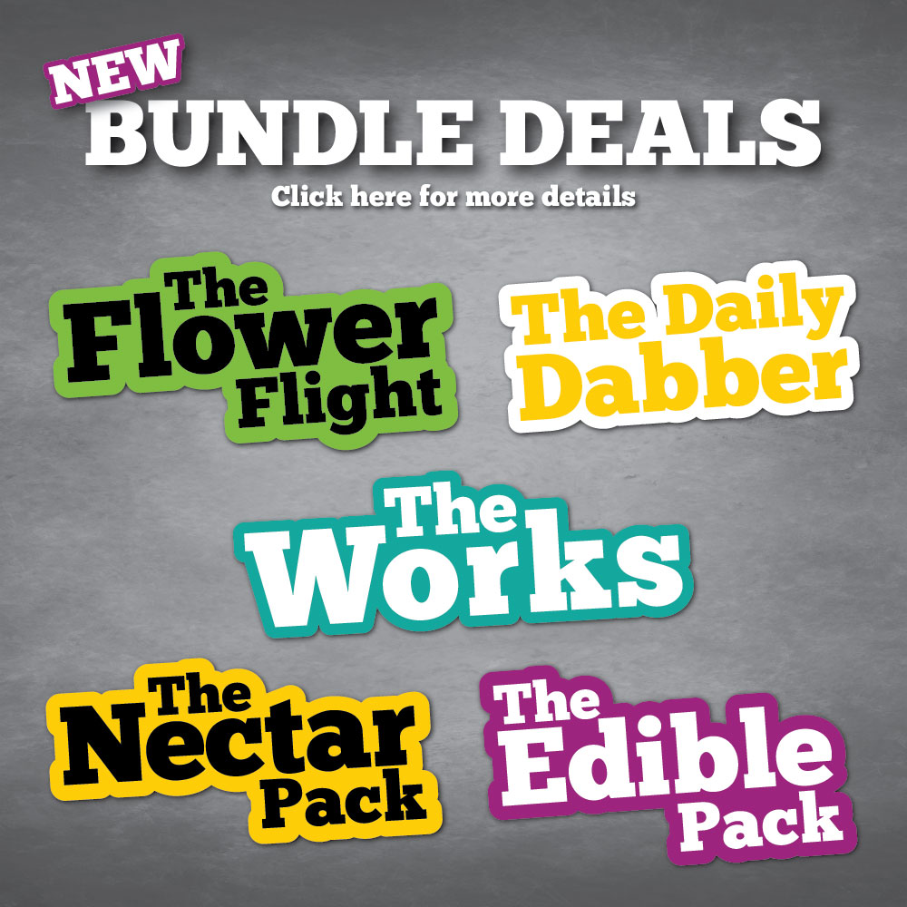Bundles at The Green Solution