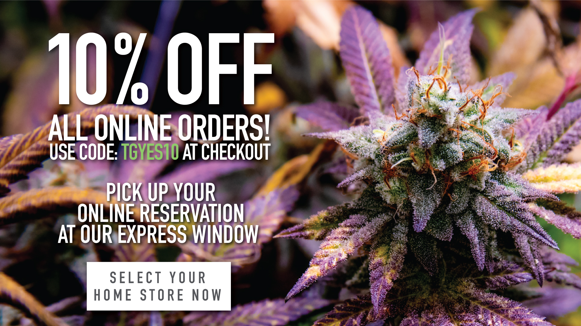 Order Online and Pick Up at Express