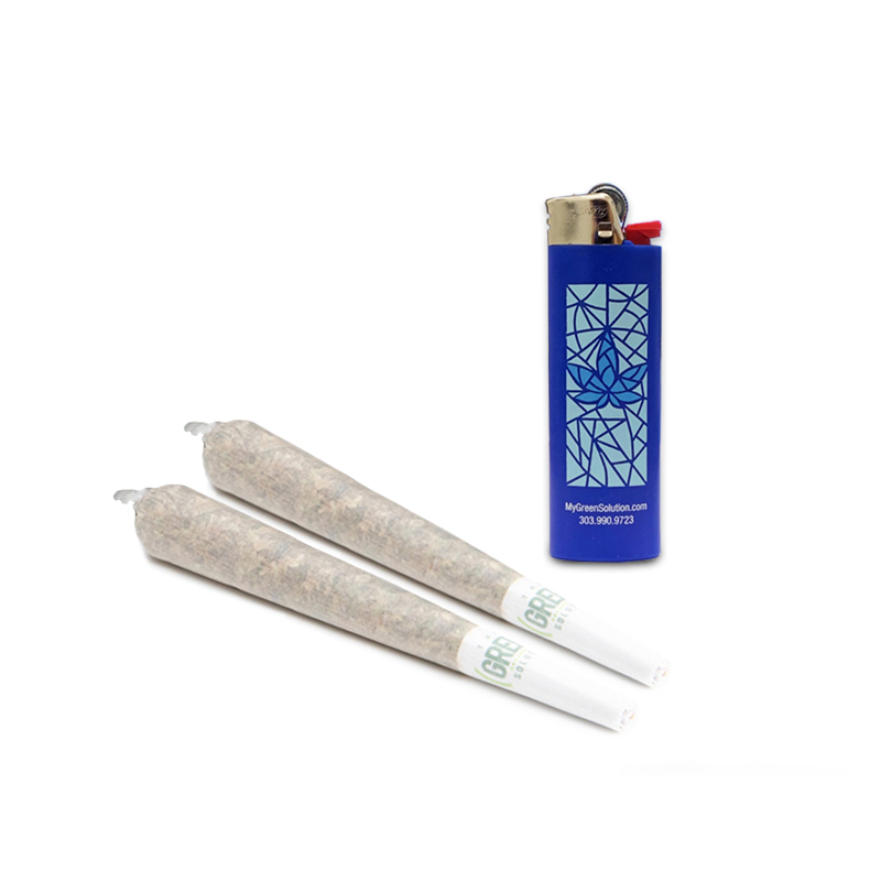 Preroll Bundle Deal at The Green Solution