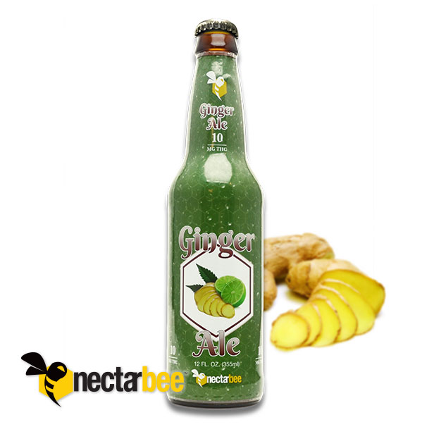 Nectarbee Ginger Ale