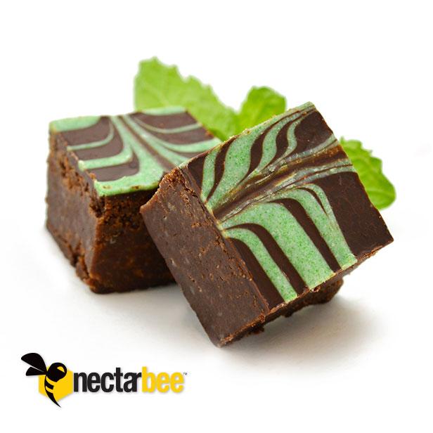 Nectarbee Mint Swirl Brownie