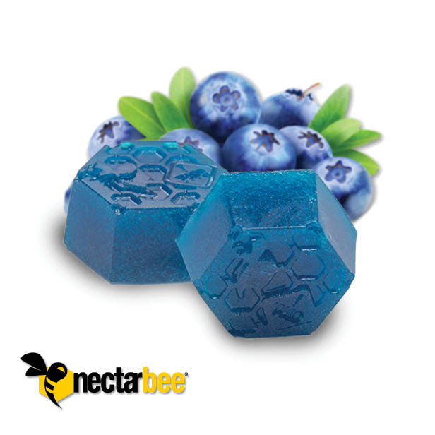 Nectarbee Blueberry Acai Gummies