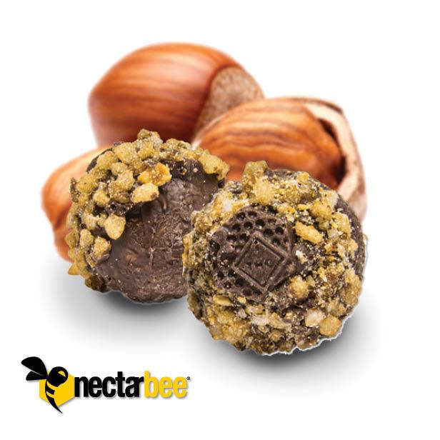 Nectarbee Hazelnut Chai Truffle - CBD