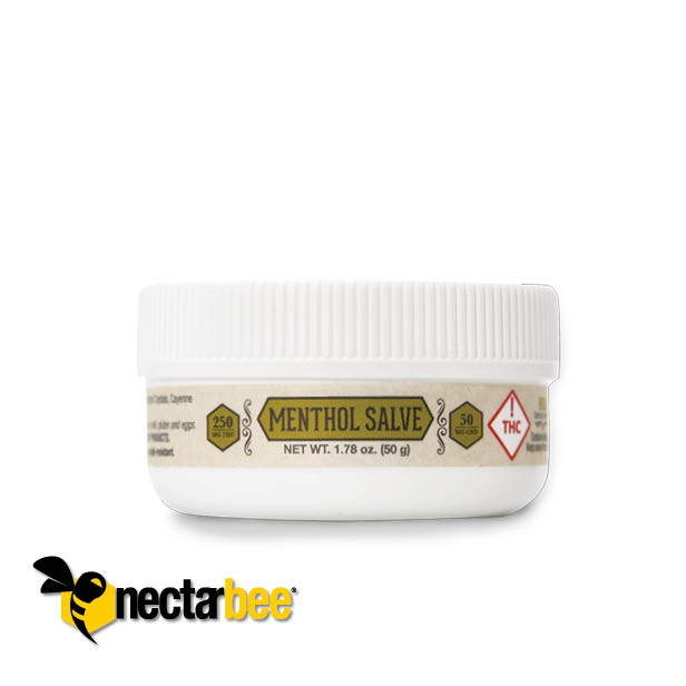 Nectarbee Heal Line Menthol Salve