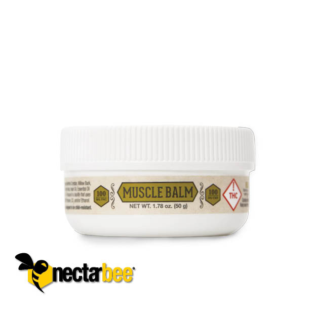 Nectarbee Heal Line Muscle Balm