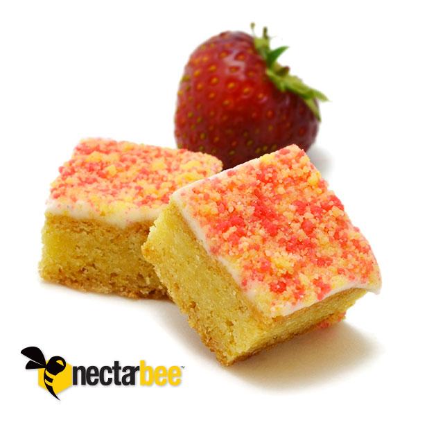 Nectarbee Strawberry Shortcake Bar