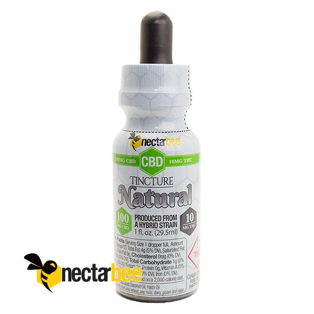 Nectarbee CBD Natural Tincture