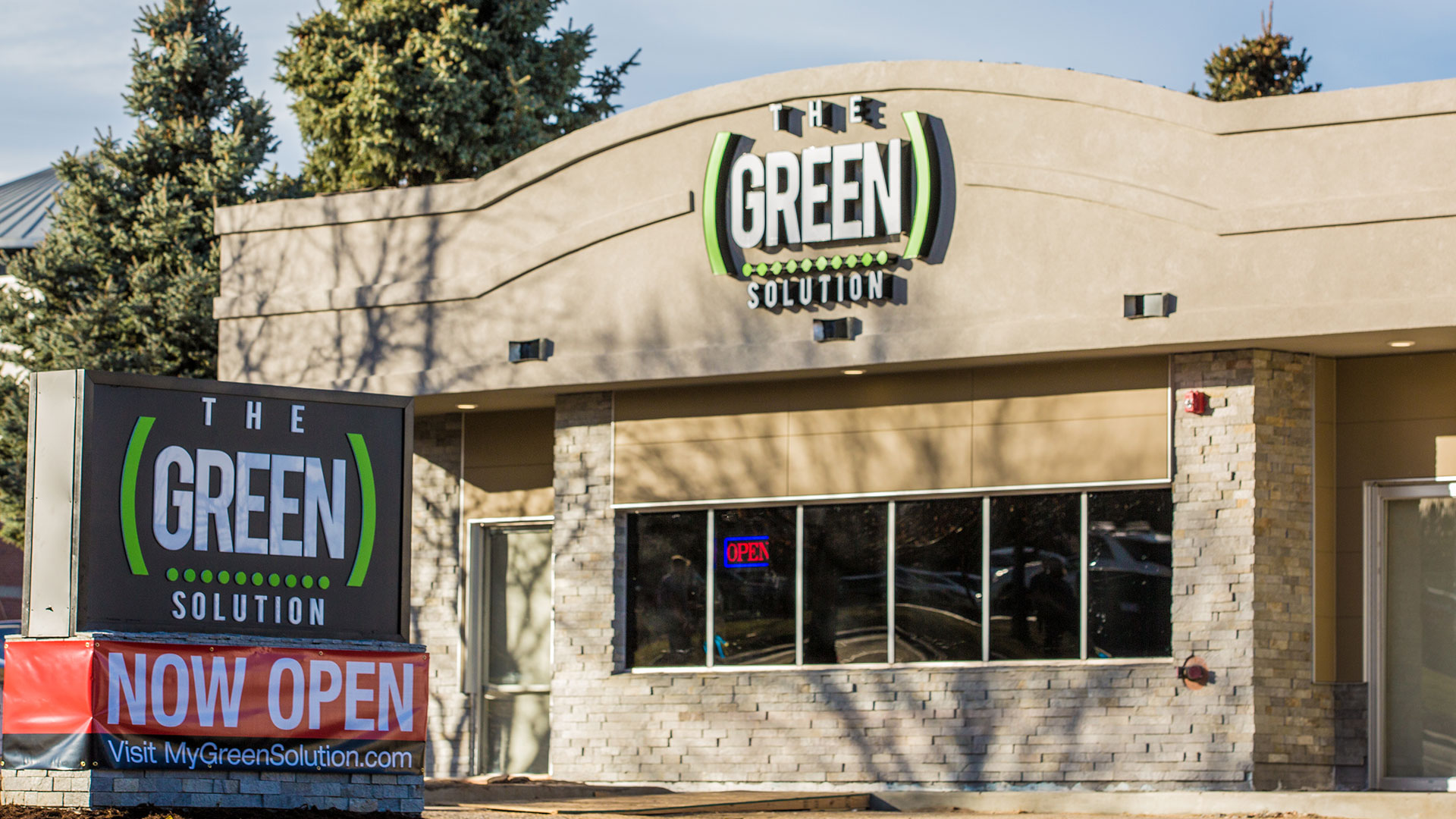 Green Solution Locations - The Green Solution Near Me | The