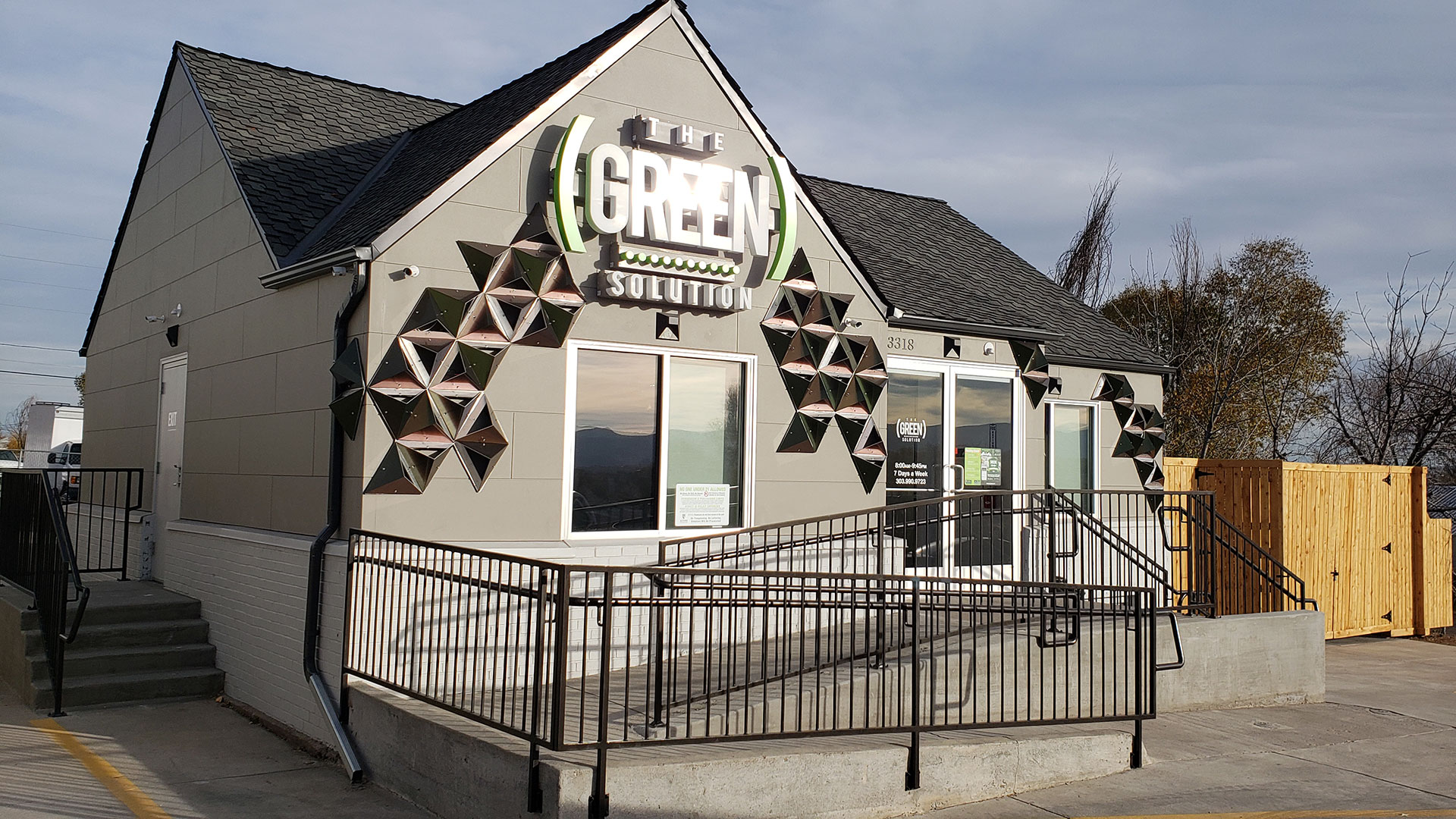 The Green Solution Dispensary