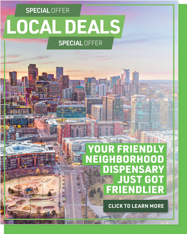 Web Banner: Neighborhood Deals are here. Click to get started.
