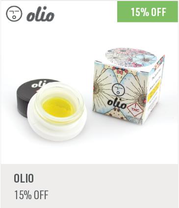 15% off olio concentrates
